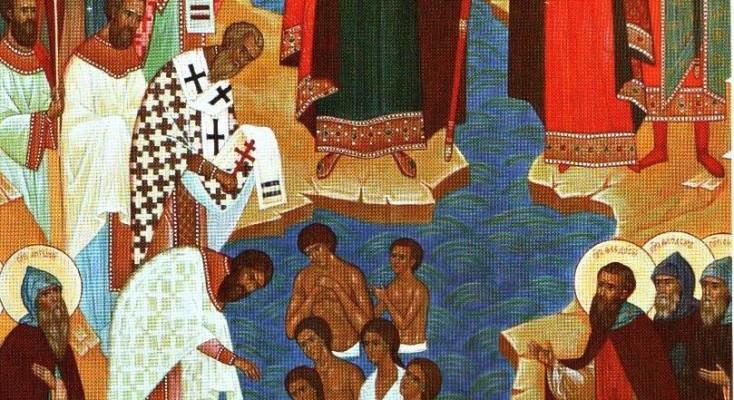 В День празднования Крещения Руси в г.Салават состоится массовое Крещение на р.Белая