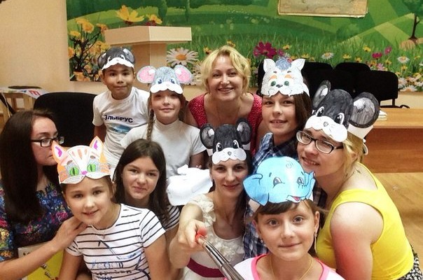 Детский лагерь при Воскресной школе Успенского кафедрального собора г. Салавата завершил свою работу