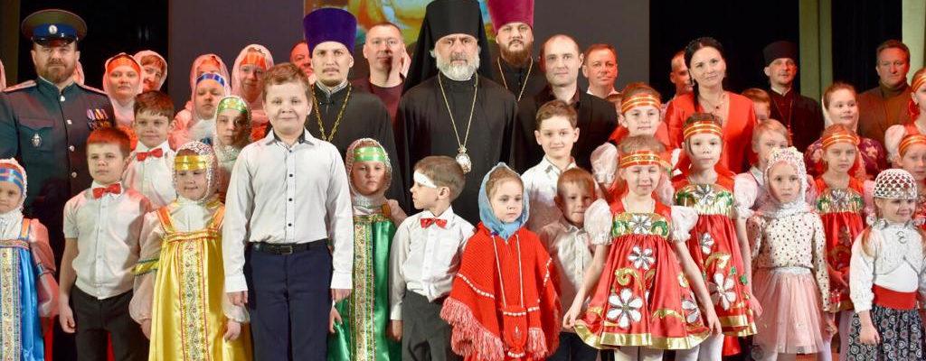 Ежегодный традиционный концерт «ПАСХА КРАСНАЯ» состоялся в г.Салават
